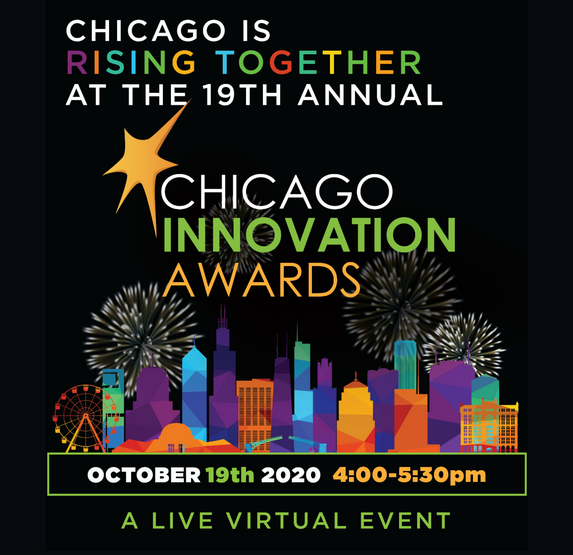 Vote for Blessings in a Backpack as the 'Favorite Non-Profit' for Chicago Innovation Awards