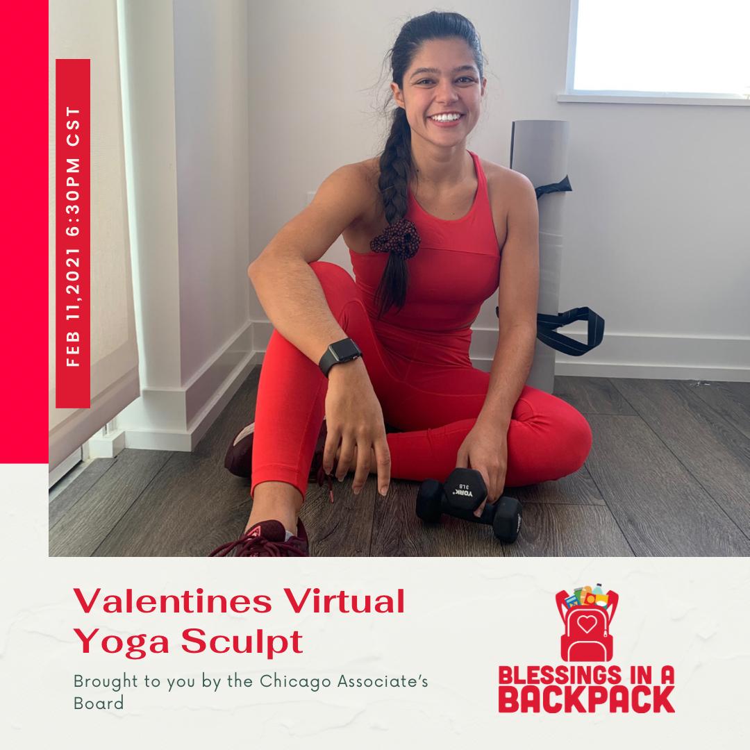 Virtual Yoga Scult