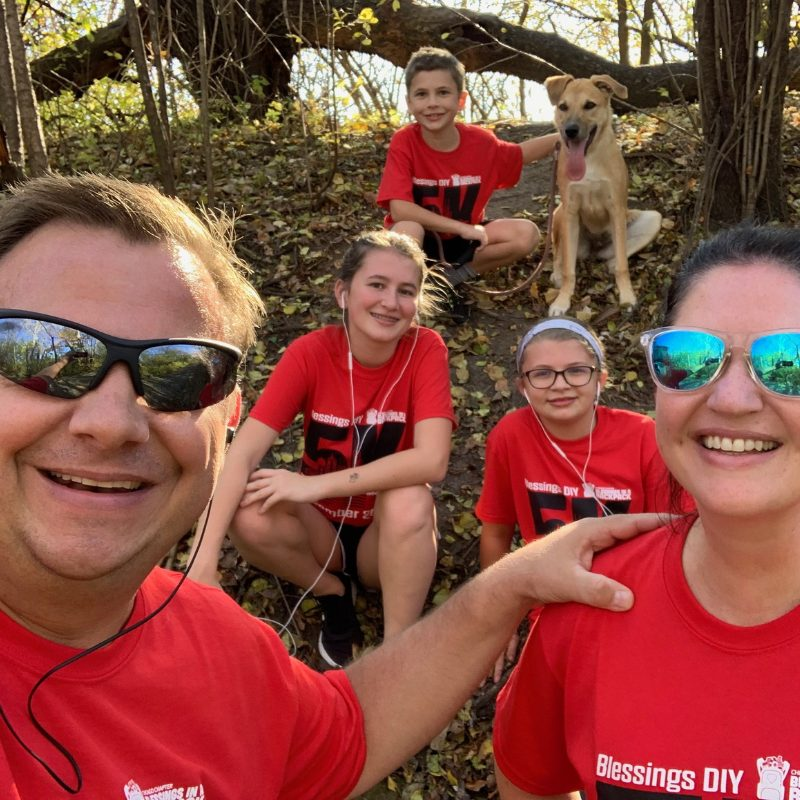 The 2020 DIY 5K Raised over $80,000 to Feed Chicagoland Kids